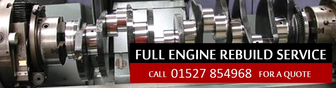 Engine Repair Service - Evesham, the Engine Centre